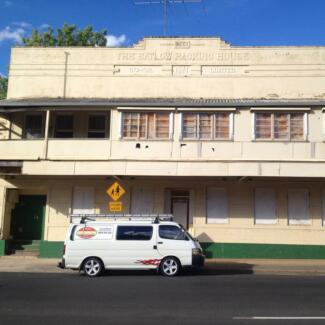 BATLOW COMMERCIAL PROPERTY FOR RENT