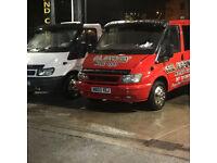 24/7 CR Recovery & transportation (Cars,Vans,Bikes, 4X4)