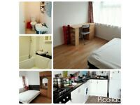double room in zone3 Mitcham&Wimbledon, good transport bill including