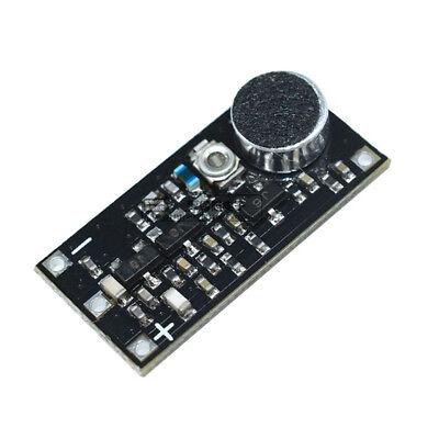 Fm Transmitter Wireless Microphone Surveillance Frequency 88-108mhz Top Module