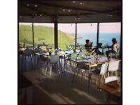Kitchen Porter, live in, friendly team, Beautiful Devon.