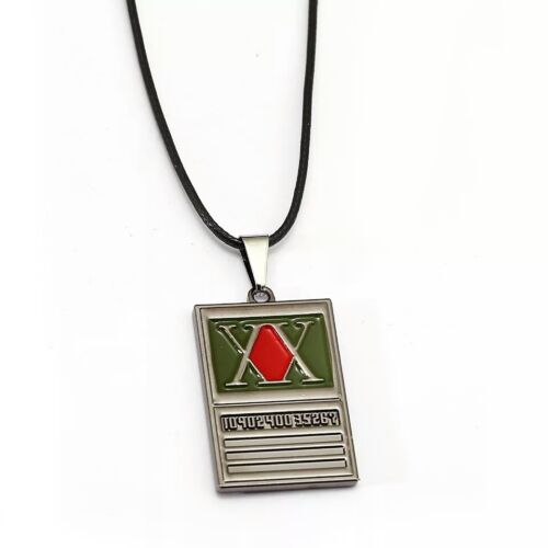 Hunter X Hunter Necklace GON License Pendants & Necklaces FREE shipping Cosplay