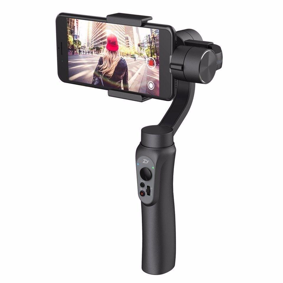 ZHIYUN Smooth Q Three Shaft Stabilizer Handheld Motion Camera Stabilizer