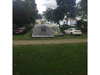 Airgo nimbus 8 inflatable tent