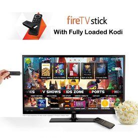 Amazon fire stick With Kodi