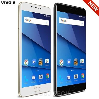 Blu Vivo 8  64Gb  5 5  4G Lte Android 7 0 Dual Sim Unlocked V0150u  Us Warranty
