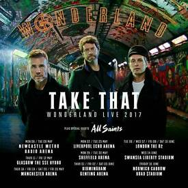 Take that tickets Norwich city standing 16.6.17