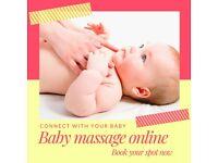 FREE Baby Massage Taster session