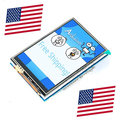 High Quality 3.5 Inch Tft Lcd Screen Shield 480 X 320 For Arduino Uno Mega Usa