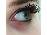 EYELASH EXTENSIONS, HI DEF BROWS, TANNING, SHELLAC, WAXING - MOBILE & FROM HOME - EDINBURGH