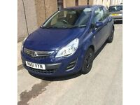 1.2L 2012 Vauxhall Corsa for sale £3900