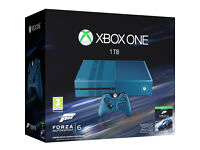 Xbox One Console Limited Edition Forza 1TB