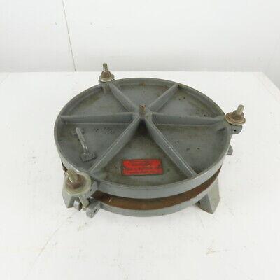 Winterhoff Vintage Antique Sandpaper 12 Sanding Disc Glue Press Fixture