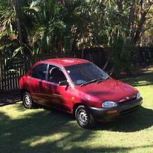 1994 Mazda 121 Sedan Greenslopes Brisbane South West Preview