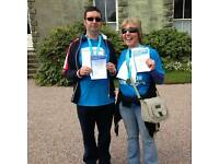 Volunteers needed for marshalling at Walk for Parkinson's event!