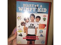 Diary of a Wimpy Kid DVD with digital download