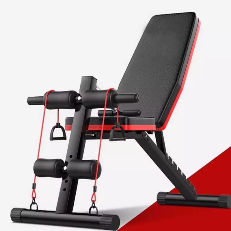 Adjustable Dumbell Weight Bench Form Multifunctional Inclined Abdominal Muscle