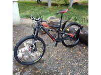 Lapierre Spicy, mountain bike, enduro, not specialized Santa Cruz cube giant