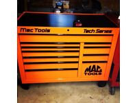 MAC TOOLS ROLL CAB NOT SNAP ON