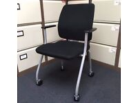 used office desks and chairs