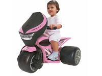 6V bandit Trimoto ride/ electrical kids bike