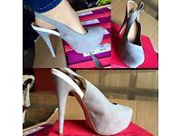 Women's heels brand new £10
