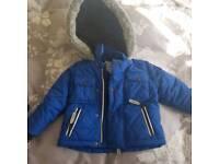 Boys Jasper conran coat
