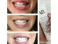 2 for £15 Teeth whitening toothpaste!