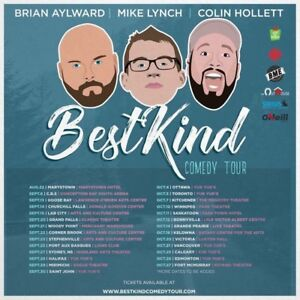National Best Kind Comedy Tour