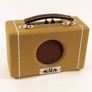 KALA-5-WATT-TWEED-BATTERY-OPERATED-UKULELE-AMP-AMPLIFIER