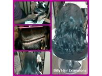 Billy's Hair Extensions, Highly Experienced in Hair Extensions (over 15 years) based in Glasgow