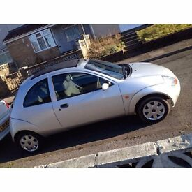 Ford Ka £350 ono very reliable and economical little runaround available, MOT end Jan 2017