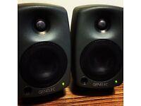Genelec 8020C Studio Monitors