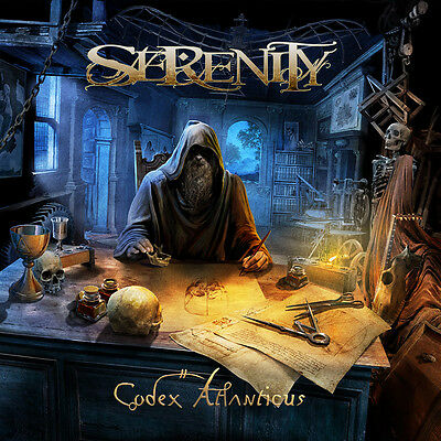 Serenity   Codex Atlanticus  3 Bonus Tracks