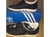 Adidas Gazelle Trainers Size 7
