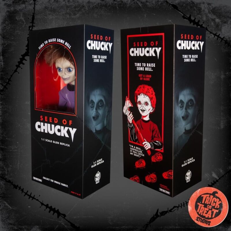 Trick or Treat Studios Seed of Chucky Glen Doll ** IN STOCK**