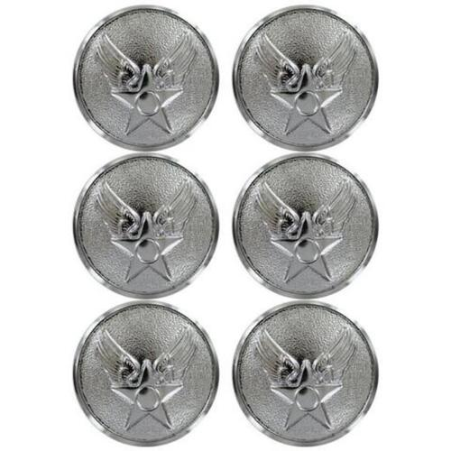"""USAF Air Force  Buttons Hap Arnold Honor Guard - 45 ligne Approx: 1 1/8"""" dia."""