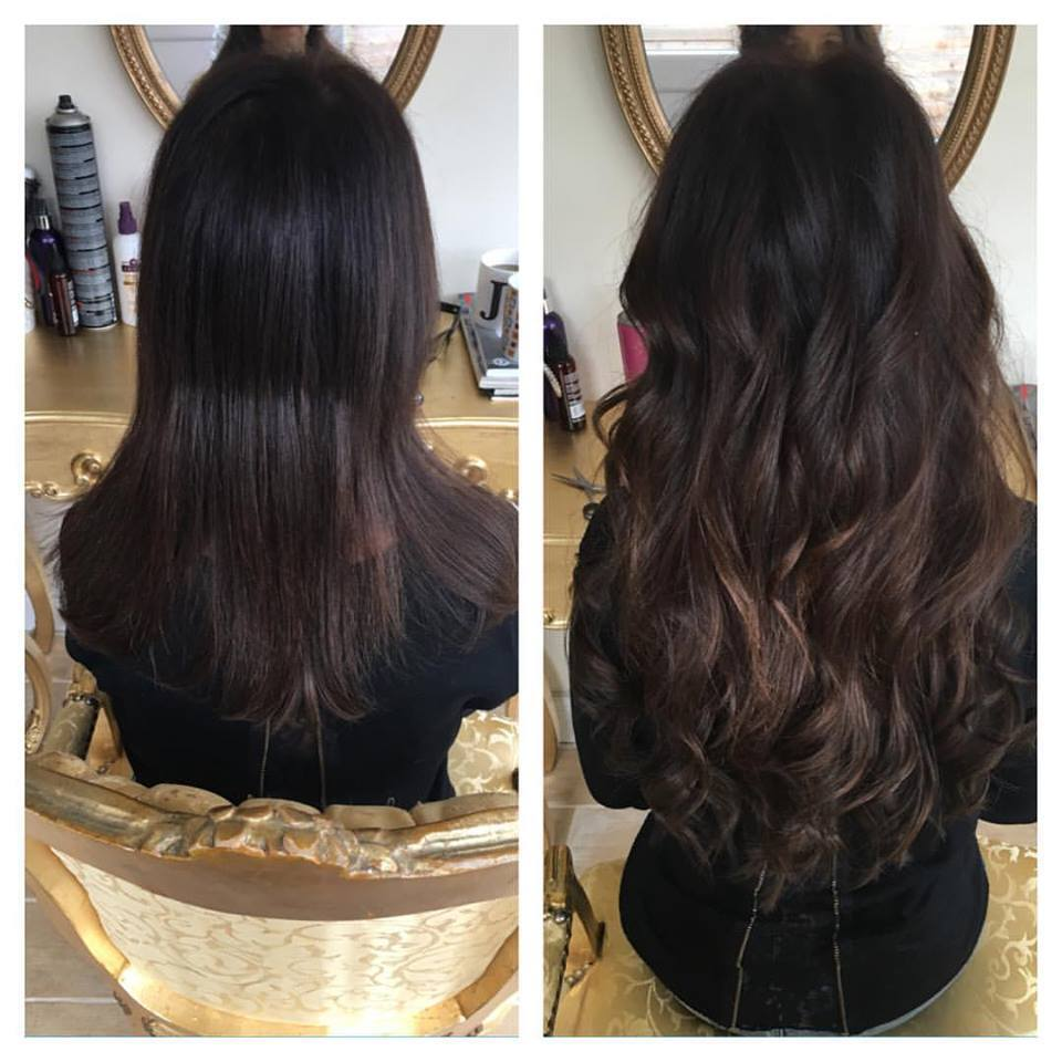 Hair Extensions The Latest Flat Tip Bonds Now Available In