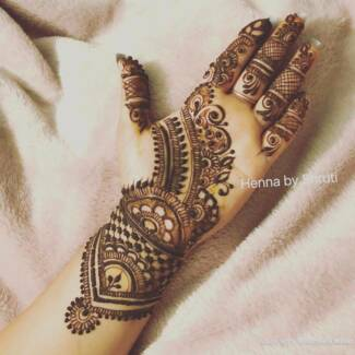 mehendi/ Henna for all occassions