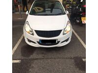 Vauxhall corsa limited edition (NEED GONE )