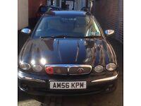 Jaguar x type sports DCI estate 2197cc 6 Speed Manual Gearbox 5 door