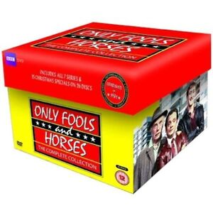 Only Fools And Horses - The Complete Collection - Dvd - Box Sets - New