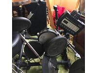 Roland PD8 electronic drum kit with TD3 Percussion Sound model