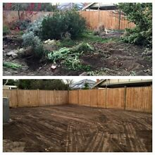 EXCAVATION WORK, NEW LAWNS SUPPLIED & INSTALLED, LEVELLING Tarlee Clare Area Preview