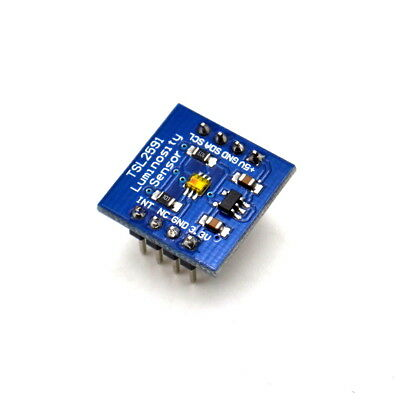 Dynamic Range Sensor (1pcs TSL2591 High Dynamic Range Digital Light Sensor)