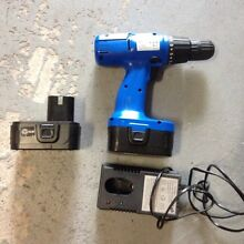 Cordless drill 14v incl. 2 batteries Putney Ryde Area Preview