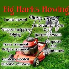 Big marks mowing Raymond Terrace Port Stephens Area Preview