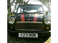 Classic 1988 Limited Edition 'Jet Black' Mini for sale
