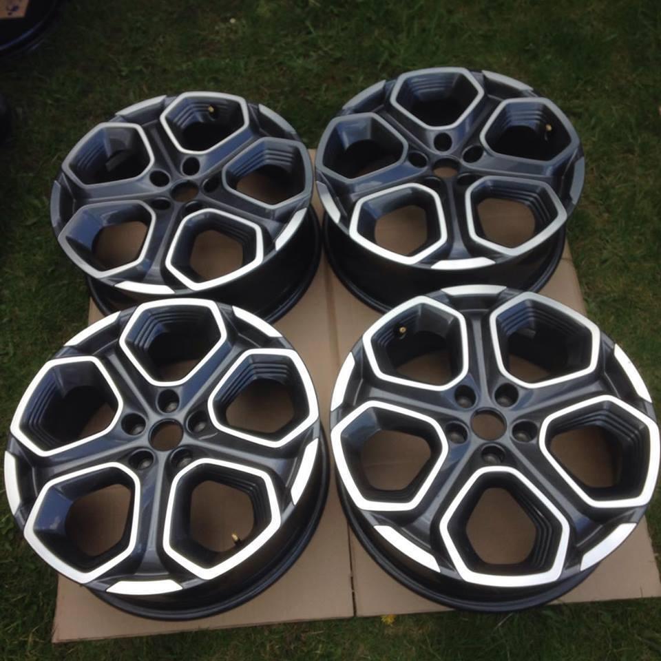 19 Inch Genuine Renault Kadjar Alloy Wheels Fits Nissan