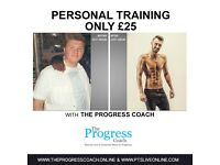 Personal Training Only £25 Or £15 For 2 People - OWN PRIVATE GYM - LIMITED TIME OFFER